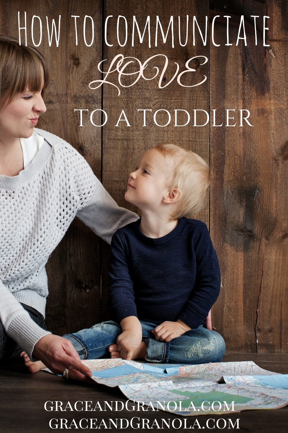 5 Love Languages for toddlers