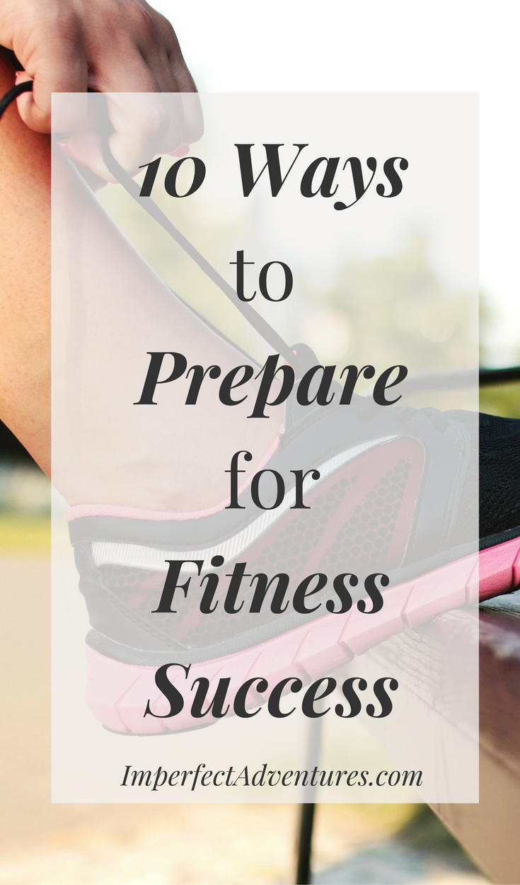 Get Ready for Exercise Success