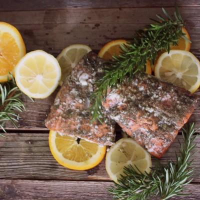 Citrus Herb Salmon