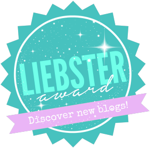 Nominated for the Liebster Award!