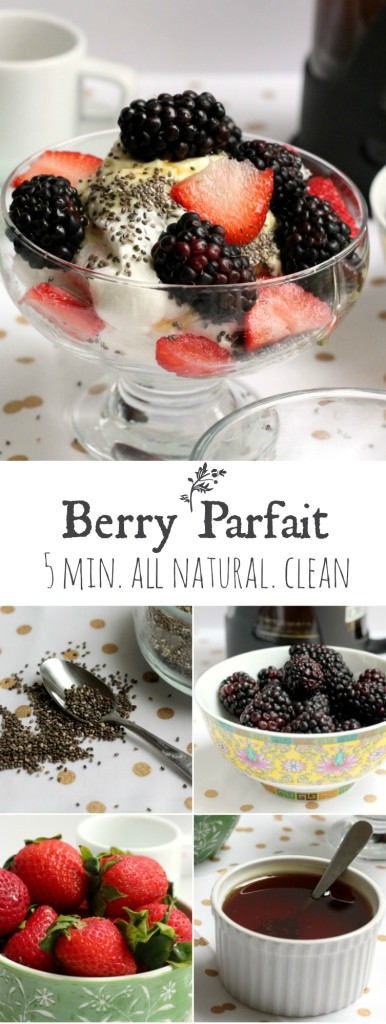 berry parfait pin