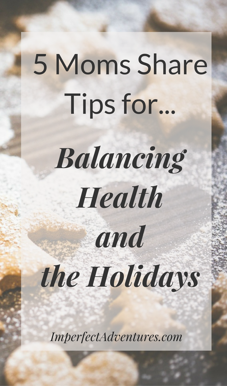 Real Life Ways to Stay Healthy During Christmas