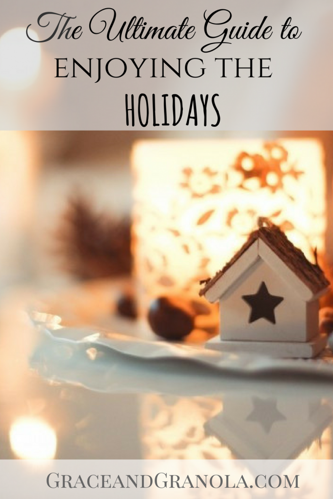 5 Keys to Enjoying the Holidays