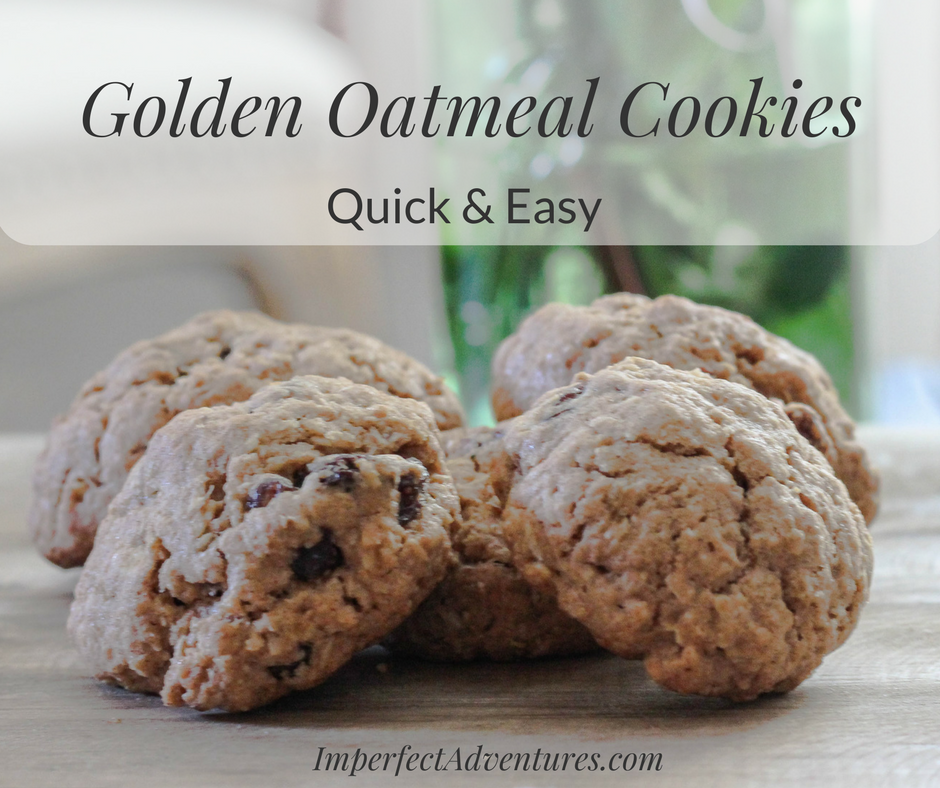 golden-oatmeal-cookies