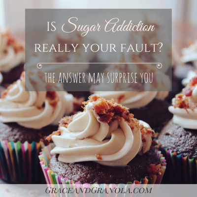 Is a Sugar Addiction Really Your Fault?