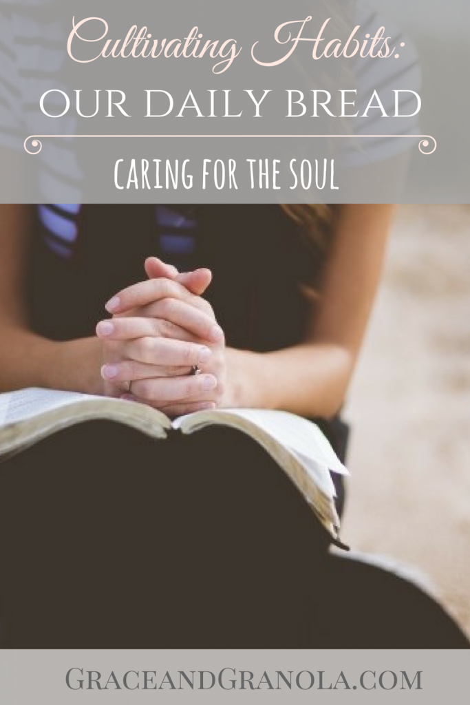 Caring For Your Soul